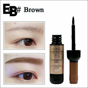 Tattoo EyeBrow Gel Tint - 1# Brown