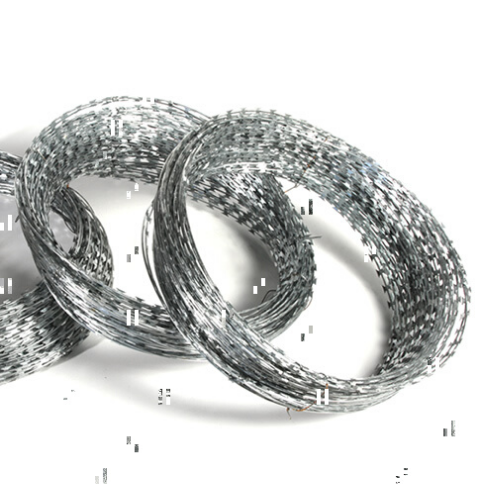 Galvanized Razor Wire Roll (15m)