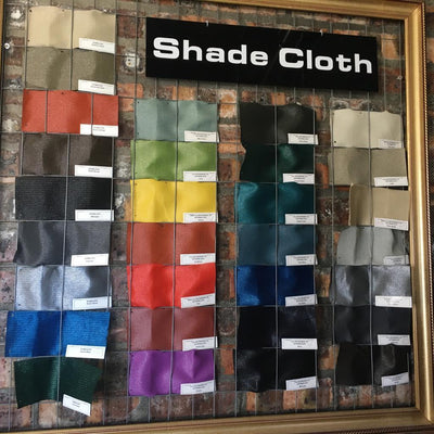 Shade Cloth 50% Midnight Black 3m(W) - Fence Tech