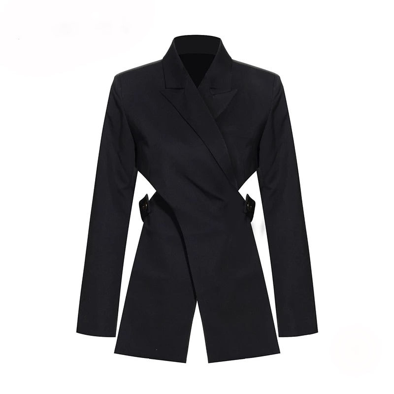 AXLE Blazer in Black