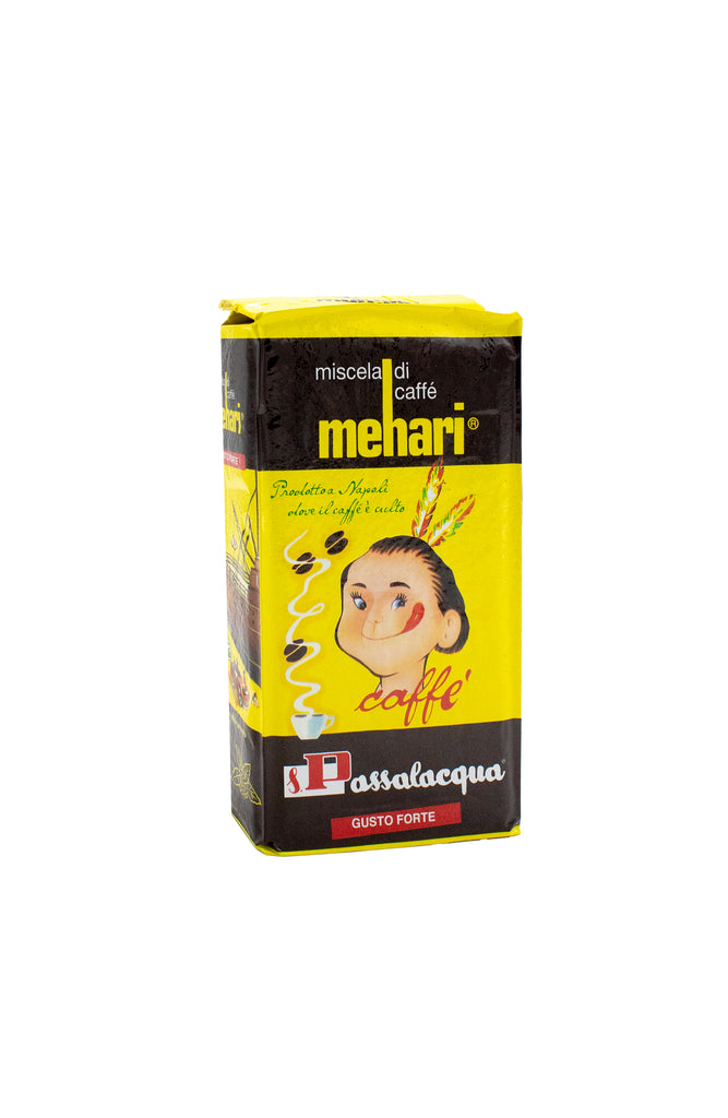 PASSALACQUA Mehari - 250g, ground