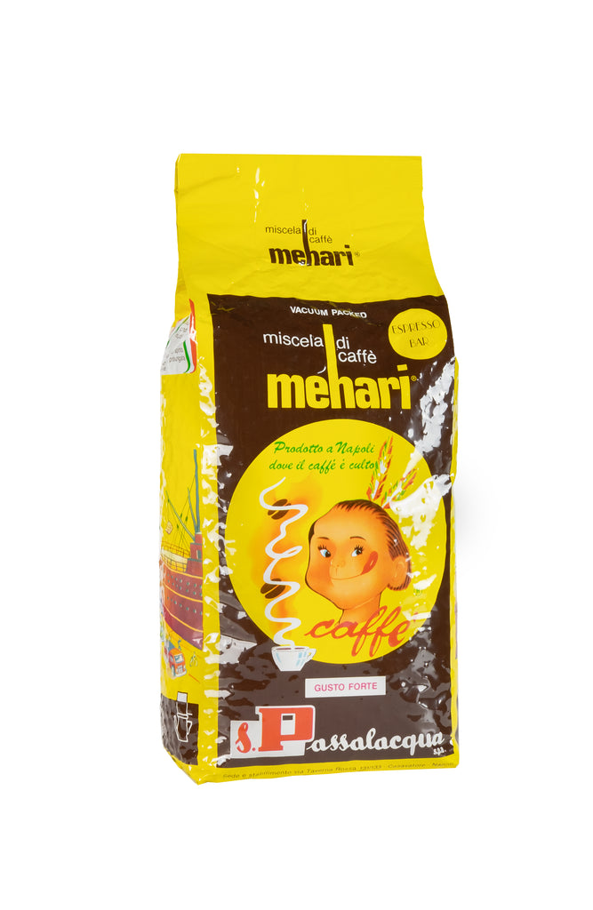 PASSALACQUA Mehari - 1 kg, whole bean
