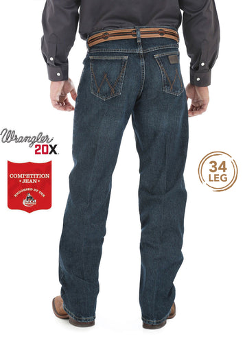 MENS 20X COMPETITION RELAXED JEAN - 34