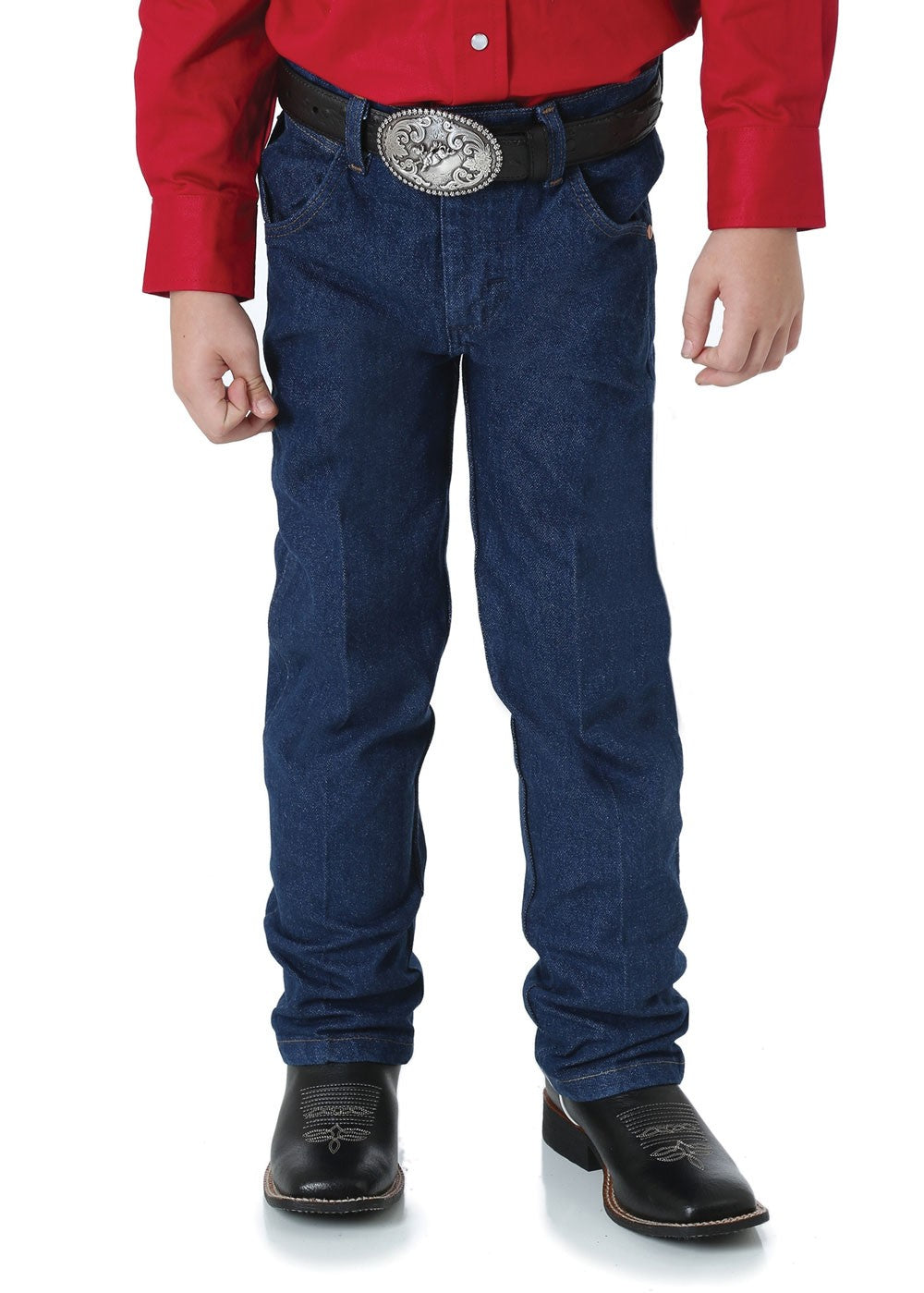 JUNIOR BOYS ORIGINAL SLIM FIT PRORODEO JEAN