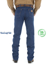 "Load image into Gallery viewer, MENS COWBOY CUT ORIGINAL FIT JEAN 36"" LEG"