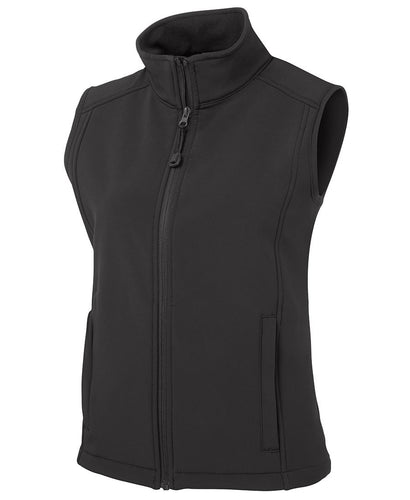 JBS LADIES LAYER SOFTSHELL VEST