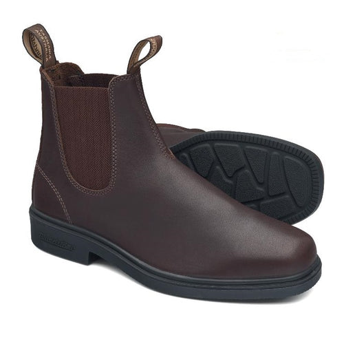 TPU-DRESS BOOT-PREMIUM LEATHER