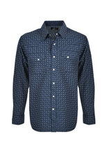 Load image into Gallery viewer, MENS ANTHONY PRINT L/S SHIRT