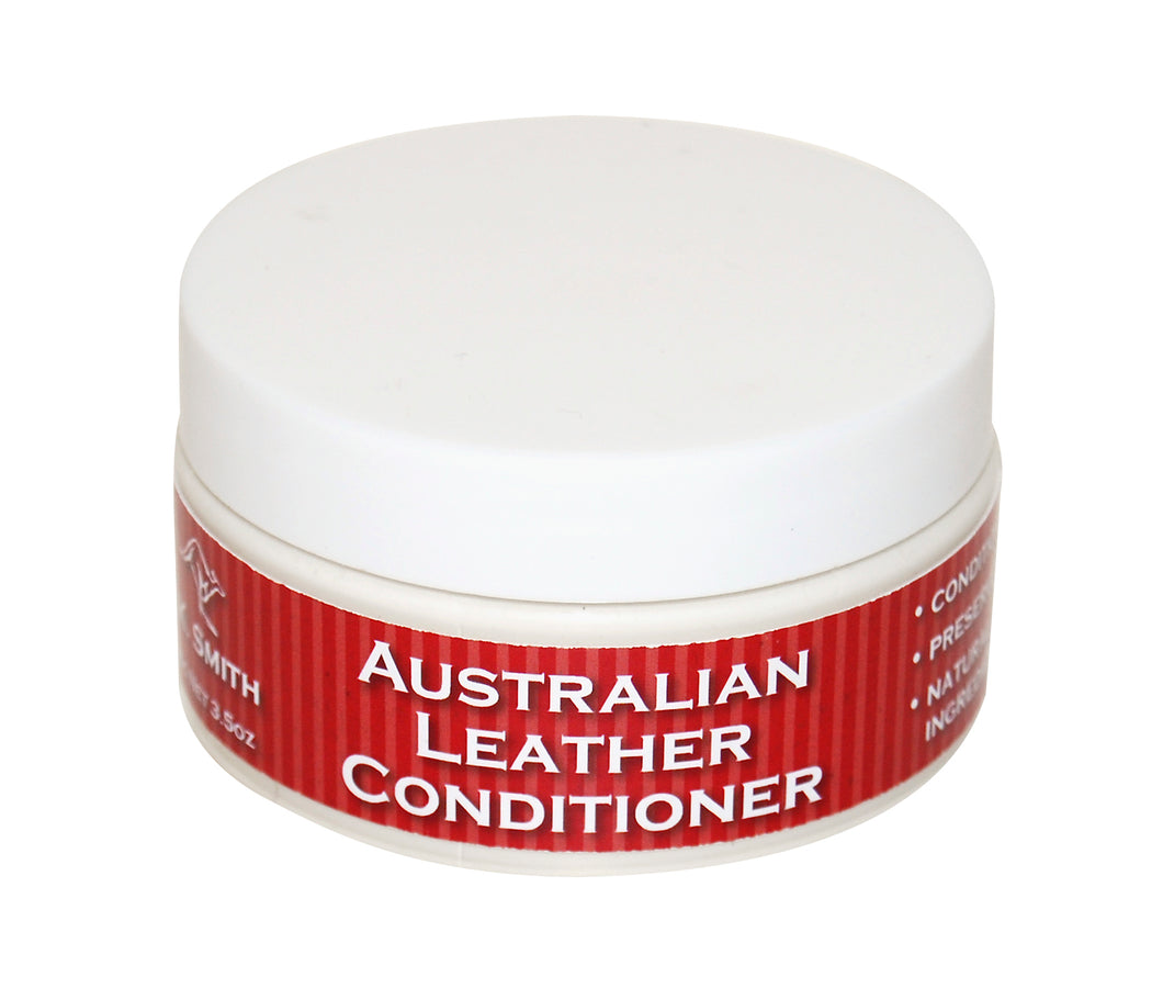 BK Smith Australian Leather Conditioner 100g