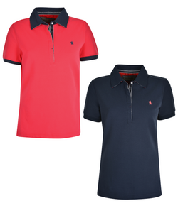 WMNS CHARITY S/S POLO