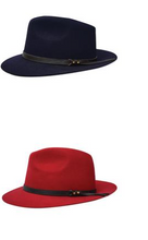 Load image into Gallery viewer, JAGGER WOOL FELT HAT
