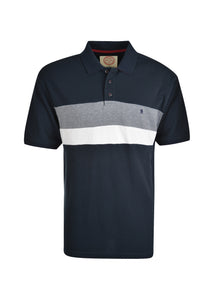 MENS LISMORE S/S POLO