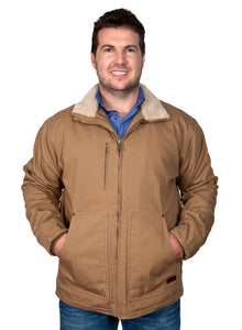 JC MNS DIAMANTINA SHERPA JACKET
