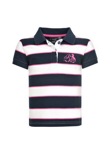 GIRLS ZOEY S/S POLO