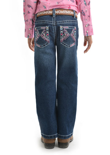 GIRLS HOLLY BOOTCUT JEAN