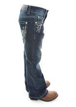 Load image into Gallery viewer, GIRLS ROSIE BOOTCUT JEAN