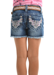 GIRLS RUBY SHORT
