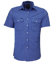 Load image into Gallery viewer, MENS SS SHIRT DOUBLE POCKETS