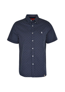 MENS ALLUMBA TAILORED S/S SHIRT