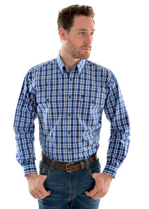 MENS CULLEN CHECK 2-PKT L/S SHIRT