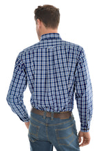 Load image into Gallery viewer, MENS CULLEN CHECK 2-PKT L/S SHIRT