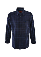 Load image into Gallery viewer, MENS CLAPTON CORD 1-PKT L/S SHIRT