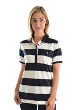 Load image into Gallery viewer, WMNS RACHEL STRIPES/S POLO