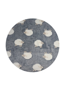 TC SHEEP SNUGGLE RUG