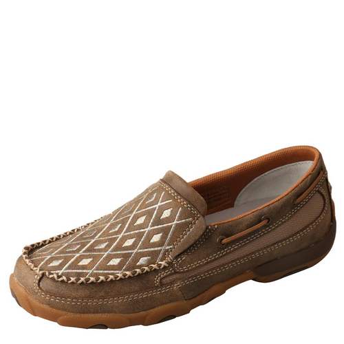 WMNS DIAMOND MOCS SLIP ON