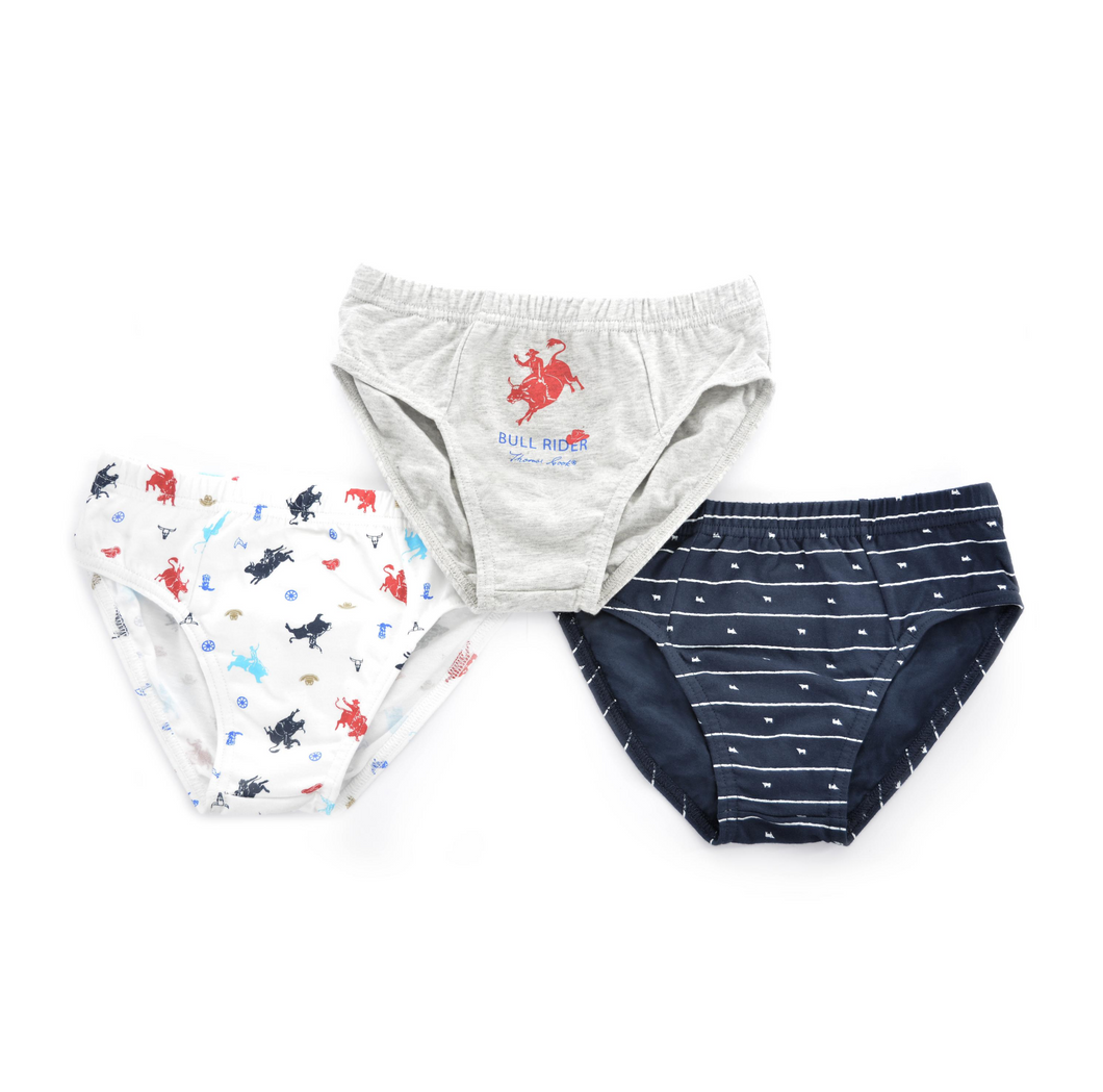 BOYS UNDIES (3-PACK)
