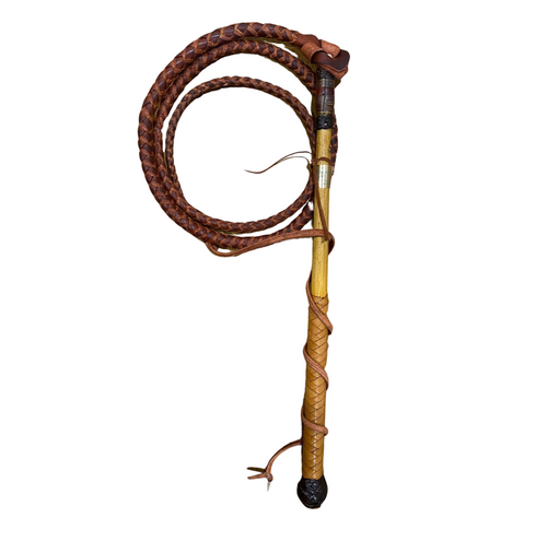 Whip 5' with 1/2 Plait Handle