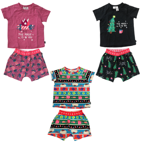 TEE SHORT SLEEP SET