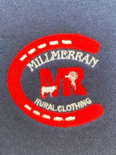 Load image into Gallery viewer, MILLMERRAN RURAL CLOTHING HOODIE