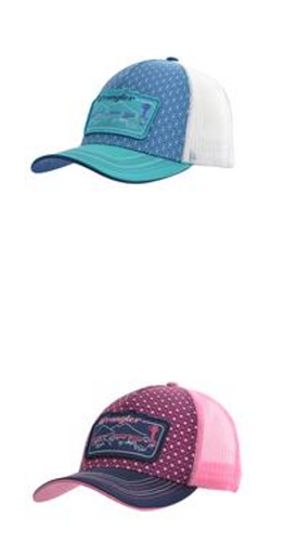 GIRLS ELIANA TRUCKERCAP