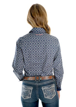 Load image into Gallery viewer, WMNS ESTELLE PRINT L/S SHIRT