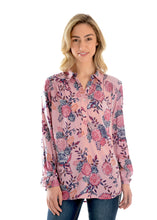 Load image into Gallery viewer, WMNS SHARNEE TABFRONT L/S SHIRT