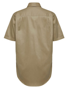 S/SL VENTED SHIRT