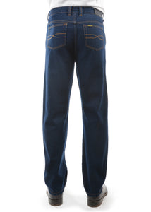 MENS STRETCH DENIMJEAN - 32 LEG