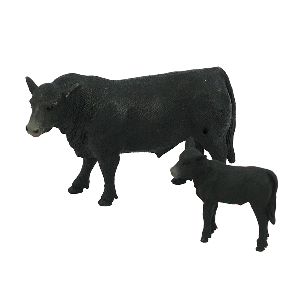BIG COUNTRY TOYS ANGUS COW