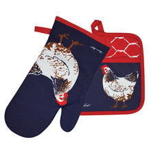 Load image into Gallery viewer, THOMAS COOK OVENMITT POT HOLDER SET