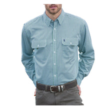 Load image into Gallery viewer, MENS WENTWORTH CHECK2-PKT L/S SHIRT