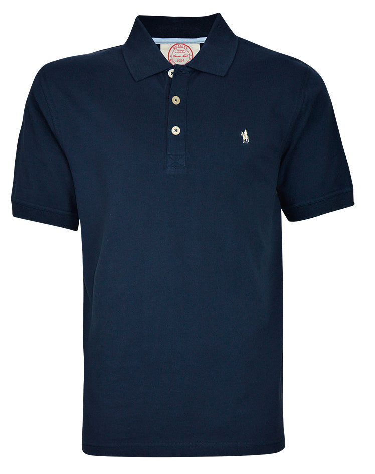 MENS TAILOREDS/S POLO