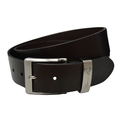 SIGNATURE BADGE BELT