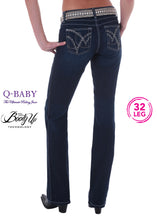 Load image into Gallery viewer, Wmns Ultimate Riding Jean - Q-Baby B/Up