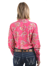 Load image into Gallery viewer, WMNS LEAH PRINT L/S SHIRT