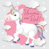 UNICORNS ARE REAL Diamond Painting Kit - DAZZLE CRAFTER