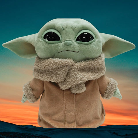 Image of BABY YODA IN SPACE Diamond Painting Kit