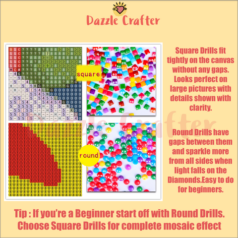 Image of TROPIC ISLAND Diamond Painting Kit - DAZZLE CRAFTER