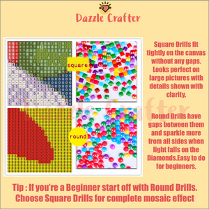 Exotic island 1 Diamond Painting Kit - DAZZLE CRAFTER