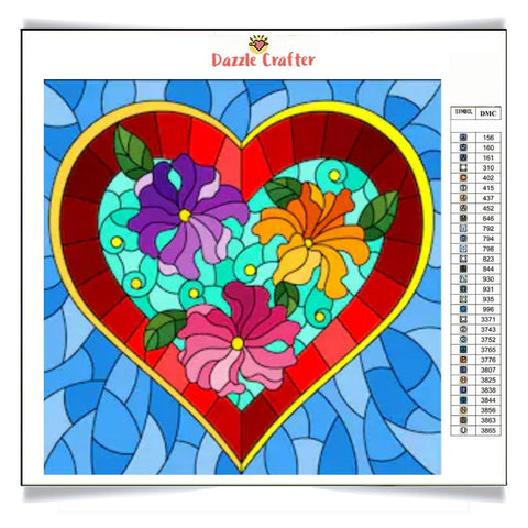 MY SWEETHEART Diamond Painting Kit - DAZZLE CRAFTER